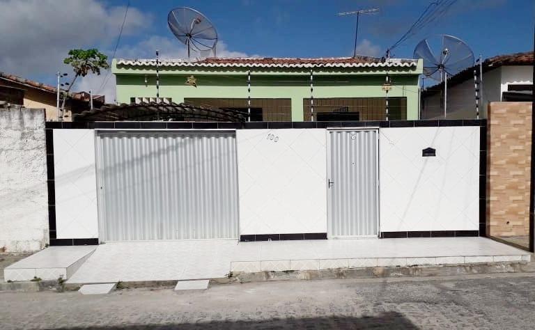 Casa Rocha Cavalcante Campina Grande